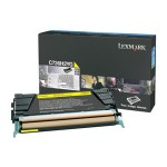 Lexmark Yellow High Yield Toner Cartridge C736H2YG