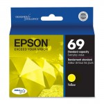 Epson Yellow Ink Cartridge For Stylus Cx5000 and Cx6000 Printers T069420