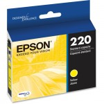 Epson Yellow Ink Cartridge (T420) T220420-S