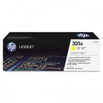 HP Yellow Original LaserJet Toner Cartridge CE412A