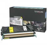 Lexmark Yellow Return Program Toner Cartridge C5200YS