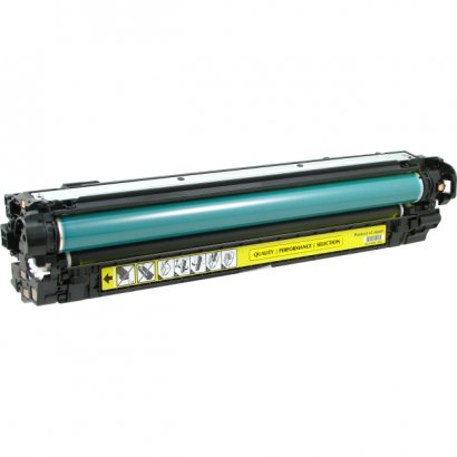 V7 Yellow Toner Cartridge, Yellow For HP Color LaserJet Enterprise CP5520, CP552 V75525Y