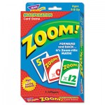 TREND Zoom Math Card Game, Ages 9 and Up TEPT76304