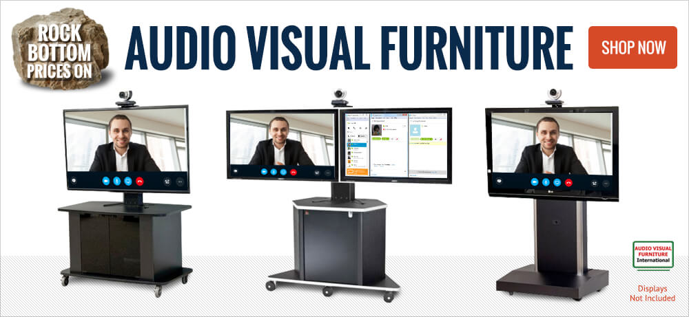 Audio Visual Furniture